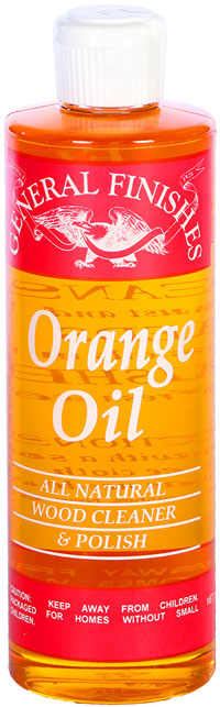 Orange Oil for Furniture Portland, OR